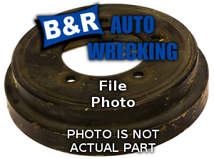 Mercedes-Benz CLK320 1999 Rear Brake 533-58437 NGL590
