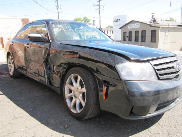 Parting out a 2003 Infiniti M45