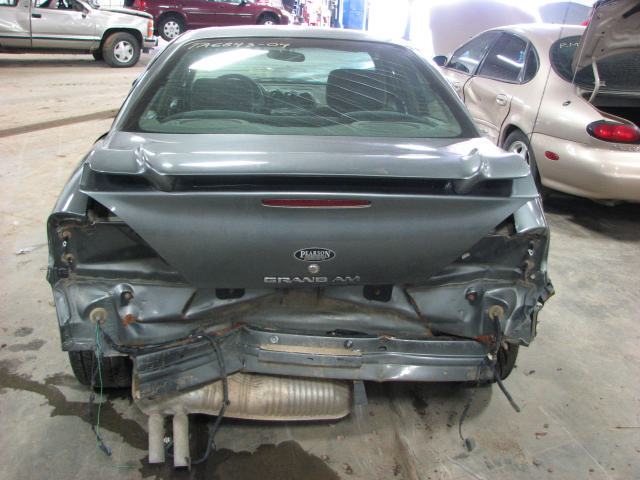 2004 pontiac grand am engine motor 3 4l vin e 80885 miles. Black Bedroom Furniture Sets. Home Design Ideas