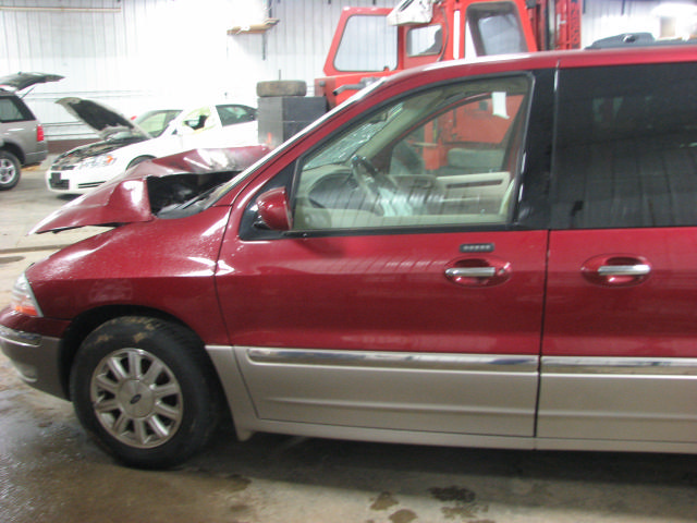 2003 Ford Windstar Spare Tire Wheel Carrier 84111 Miles
