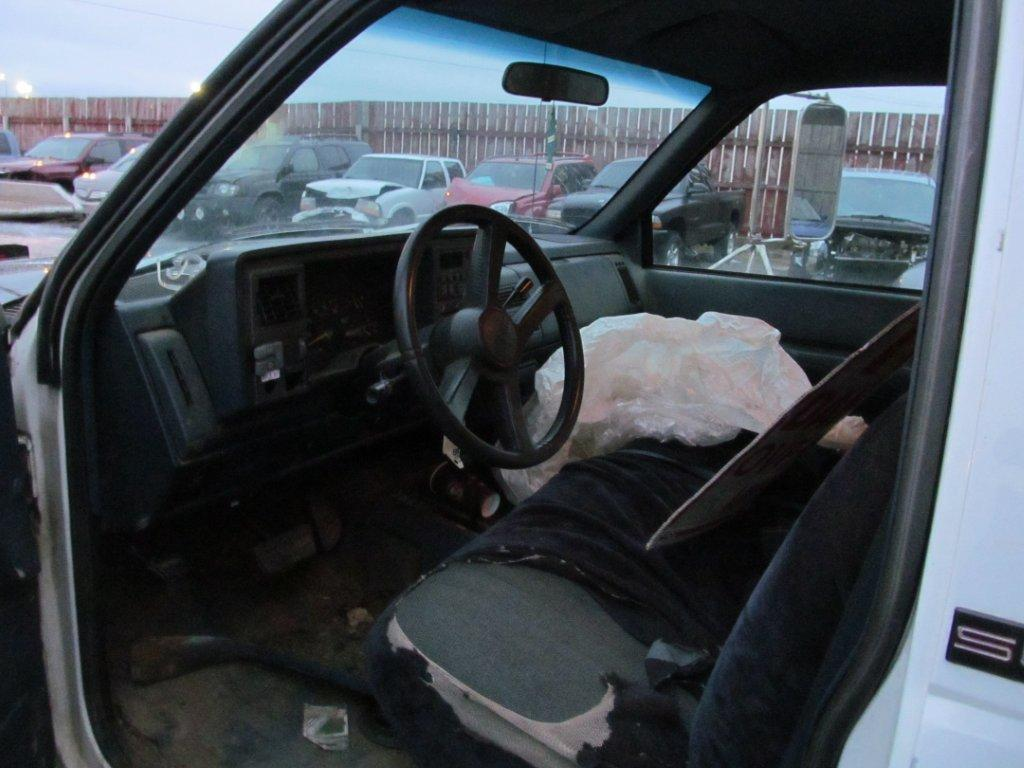 GMC  GMC 3500 PICKUP 1994 For Parts