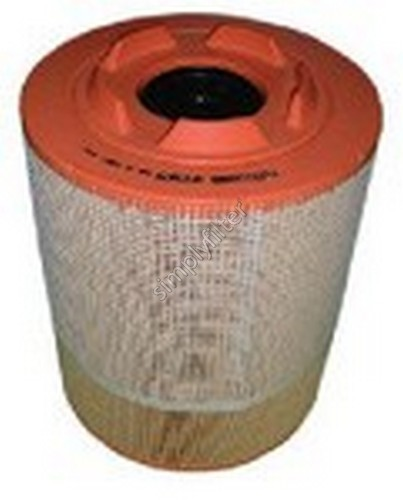FLEETGUARD AIR FILTER AF25875 (Xref: BALDWIN RS4968