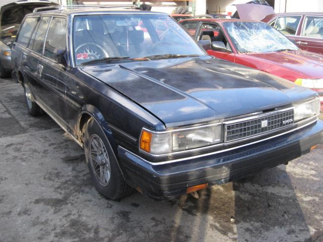 Parting out a 1987 Toyota Cressida