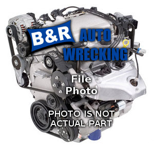 Audi 4000CS 1986 Engine Assembly 300-76522B RFF427