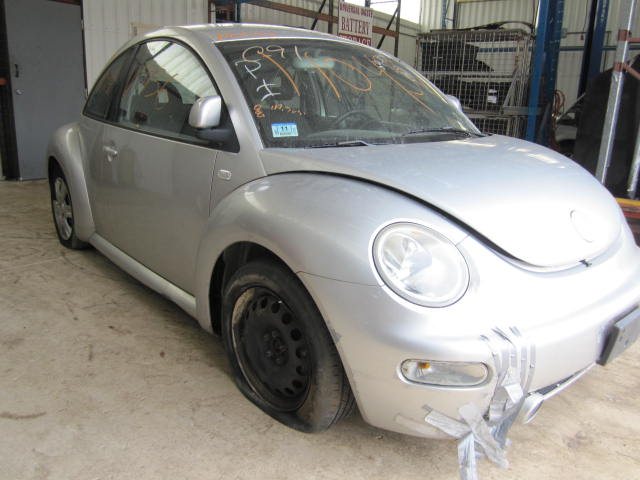 Parting out a 2000 Volkswagen Beetle