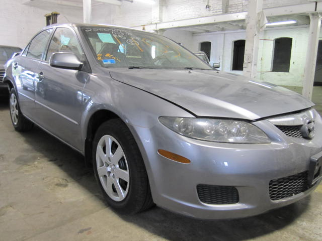 Parting out a 2006 Mazda 6