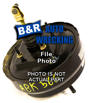 Jeep CHERGRAND 2004 Power Brake Booster 540-01250 HHD086