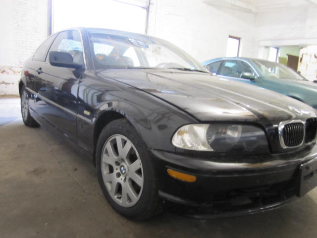 Parting out a 2000 BMW 323i