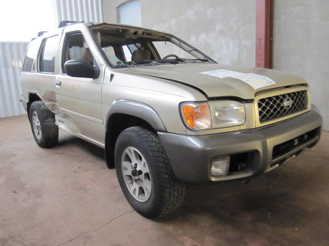 Parting out a 2000 Nissan Pathfinder