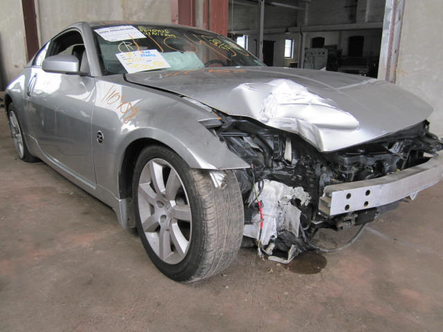 QUARTER GLASS Nissan 350Z 2003 03 04 05 06 07 08 Right