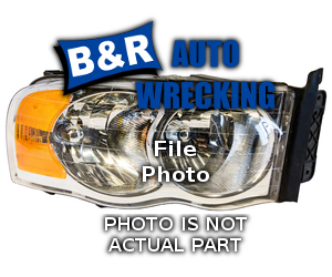 Isuzu RODEO 1999 Left Side Headlamp Assembly