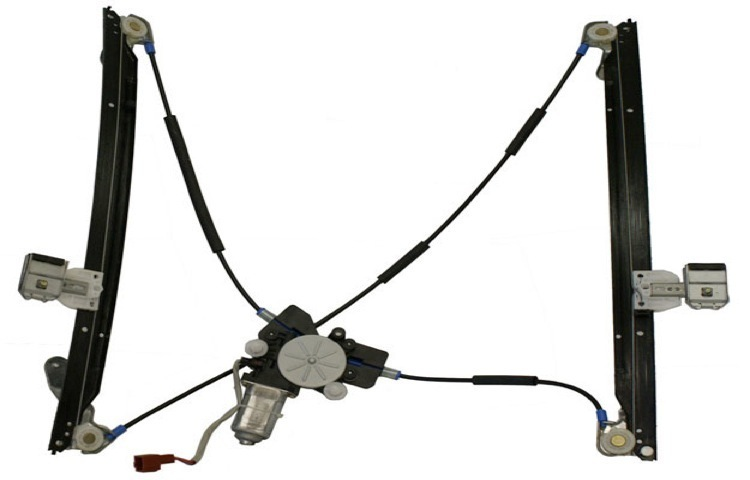 04-07 DODGE CARAVAN / PLYMOUTH VOYAGER / CHRYSLER TOWN & COUNTRY POWER FRONT WINDOW REGULATOR -RIGHT