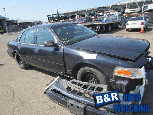 2000 Ford Crown Victoria Fuse Box  21185246   646 Fd1s00