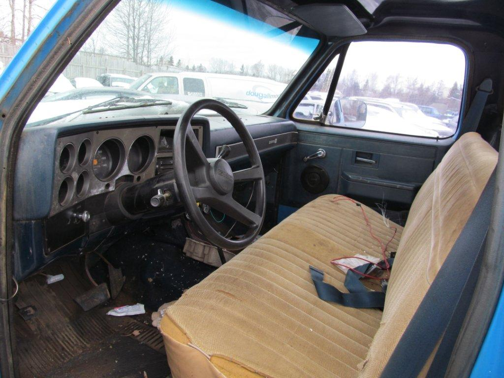 GMC  GMC 1500 PICKUP 1985 For Parts