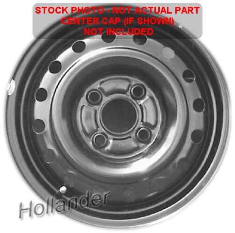 1991 <em>HONDA</em> <em>ACCORD</em> <em>WHEEL</em> <em>RIM</em> 15x5 STEEL