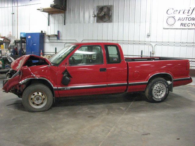 1996 Chevrolet S10 Pickup 4 3l Engine Motor 69370 Miles