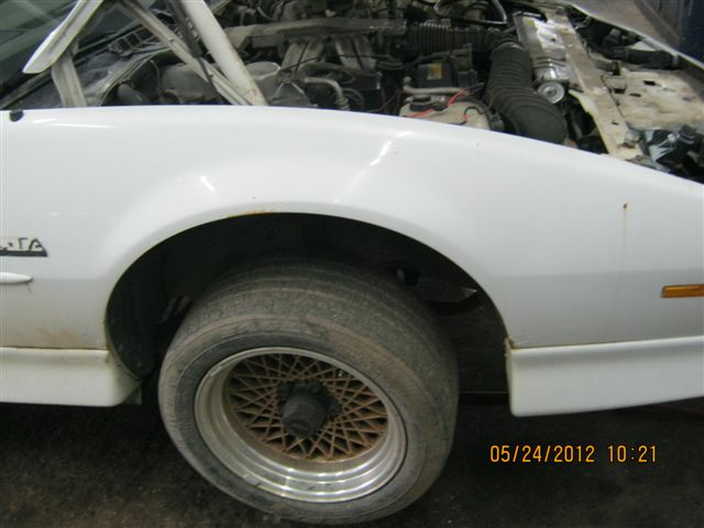Pontiac  FIREBIRD 1988 For Parts