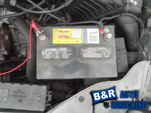 2004 Ford Taurus Battery 600 Fd1u04