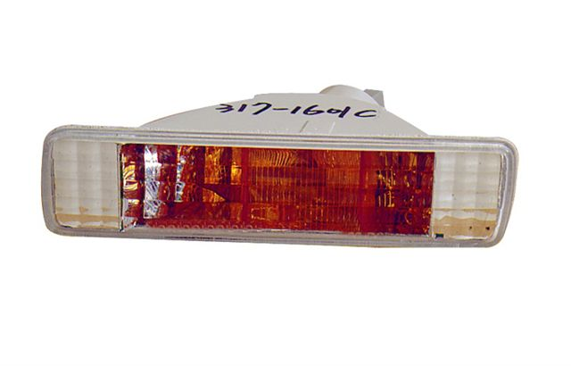 1988-1989 HONDA ACCORD (4DR) / 1986-1989 HONDA ACCORD (2DR) SIGNAL LIGHT - DRIVER SIDE ASSEMBLY