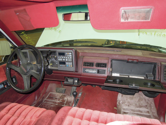 1992 chevy 1500 pickup automatic transmission 4x4 20231840. Black Bedroom Furniture Sets. Home Design Ideas