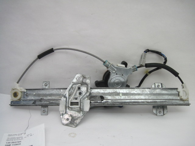 Acura tl parts and accessories for 2001 acura tl window regulator