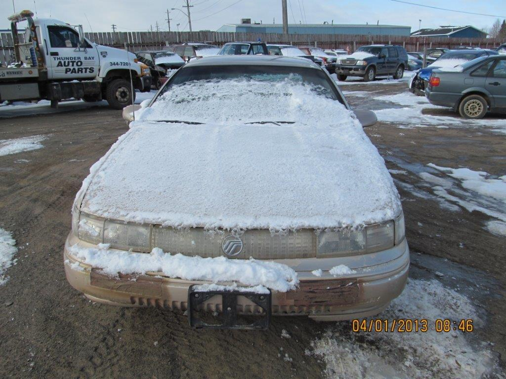 Mercury  SABLE 1993 For Parts