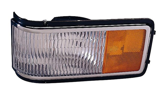 1989-1993 CADILLAC DEVILLE / 1989-1993 CADILLAC FLEETWOOD SIDE MARKER LIGHT - DRIVER SIDE