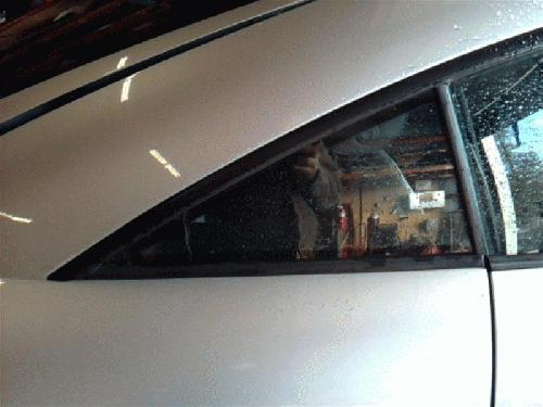 Audi TT AUDI 2005 Right Side Quarter Glass