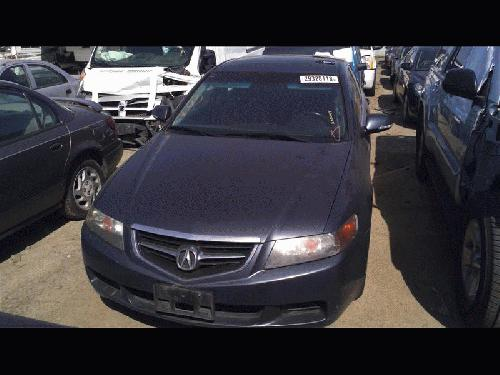Acura TSX 2004 Cowl Vent Panel 123.AC1T04 EHD047