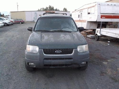 <em>Ford</em> <em>ESCAPE</em> 2003 Grille