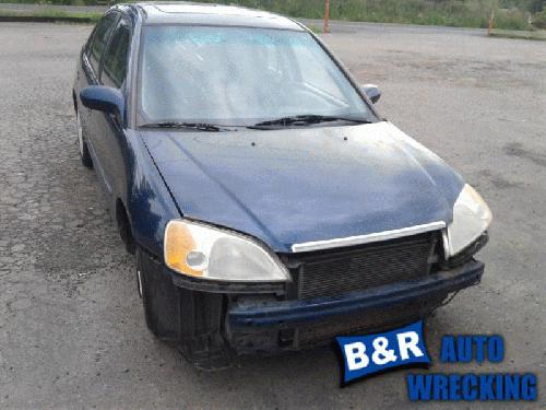 <em>Honda</em> <em>CIVIC</em> 2001