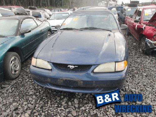 Ford MUSTANG 1996 Wiper Transmission