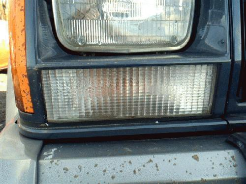 Jeep CHEROKEE 1993 Right Side Front Lamp 116-00451R NFC708