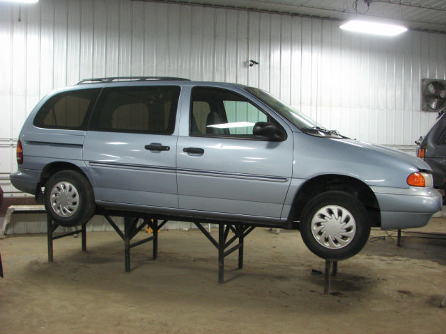 1998 Ford Windstar Automatic Transmission  20161333