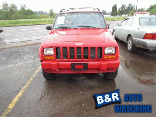 Jeep CHEROKEE 1998 Air Conditioner Condenser 679-00849 CGE415