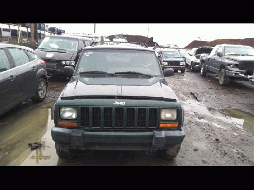 Jeep CHEROKEE 2000 Rear Bumper Reinforcement 191.AM8200 EHC662