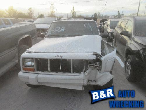 Jeep CHEROKEE 1998 Front Seat Belt 210.AM8298 LGL808