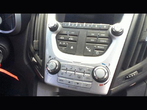 Chevrolet EQUINOX 2010 A/V Equipment 638-03286 EGD674