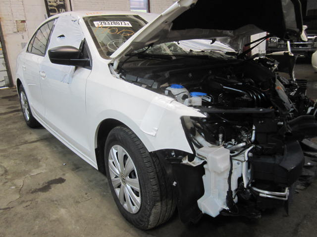 Parting out a 2013 Volkswagen Jetta