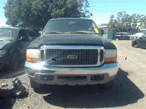 Ford Excursion  Front