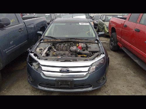 2011 Ford Fusion Parts