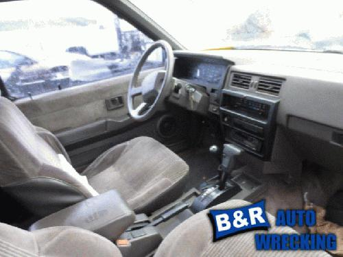 1991 Nissan Pathfinder Interior Door Handle 21482454 229 Da1291