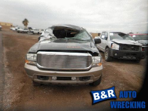 Ford Excursion 2004 Rear Bumper Assembly