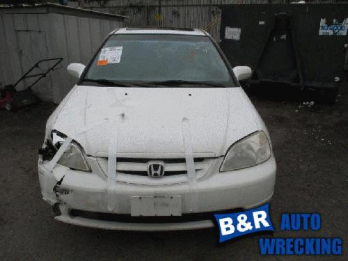 Honda CIVIC 2002 Roof Assembly