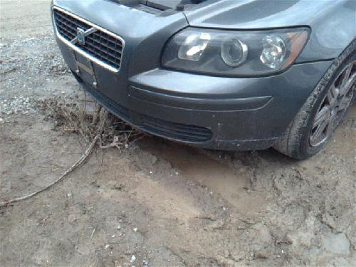 Volvo S40 2007 Front Bumper Assembly