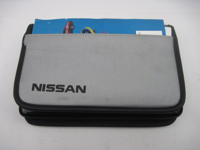 OWNERS MANUAL Nissan Maxima 2005 05 844525