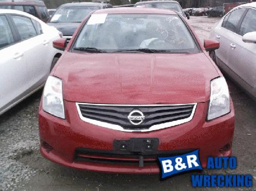 Nissan SENTRA 2010 Ignition Switch