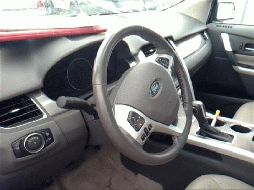 Ford EDGE 2011 Steering Wheel