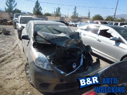 Nissan VERSA 2014 Engine Assembly 300-77088A LEI051