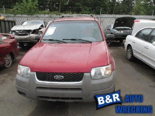 Ford ESCAPE 2001 663.FD8C01 WEG232